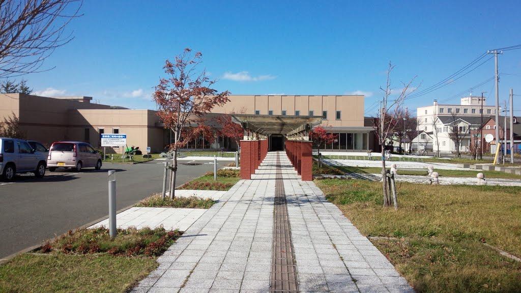 稚内市立図書館